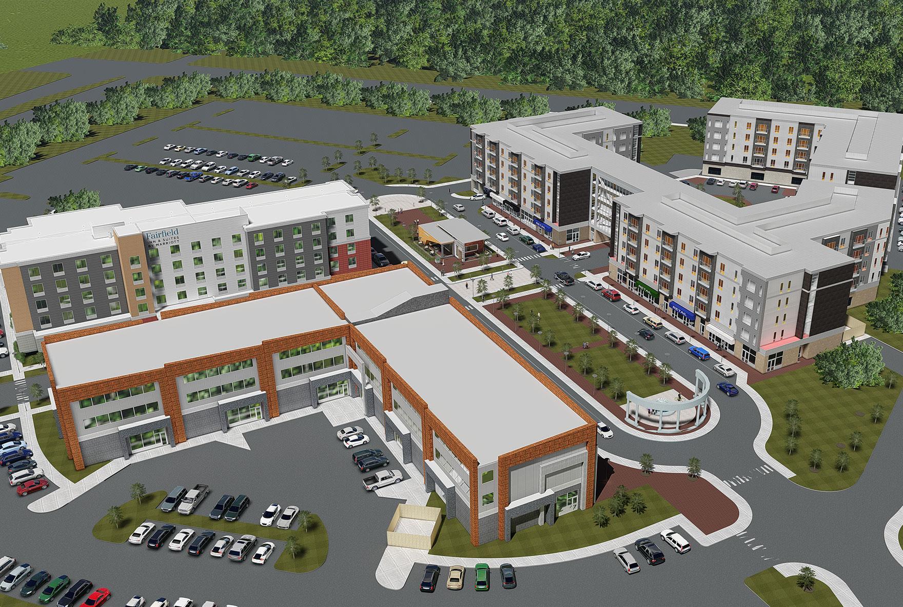 Merrimack Park Place Procon Inc