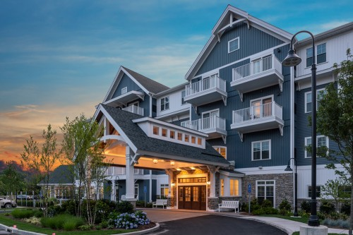 PROCON's Architecture Team Wins 2019 National Senior Living by Design Award