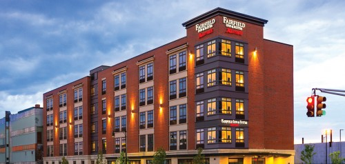 Fairfield Inn Suites by Marriott - Boston Cambridge