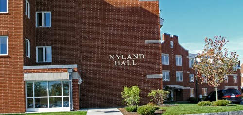 Nyland Hall at Gordon College