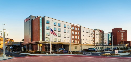 Hilton Garden Inn - Patriot Place