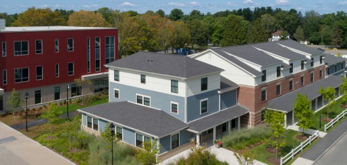 Merrimack College - North Residential Village