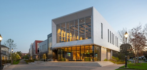 Merrimack College - Arcidi Center