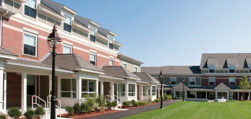 Merrimack College - Residential Village
