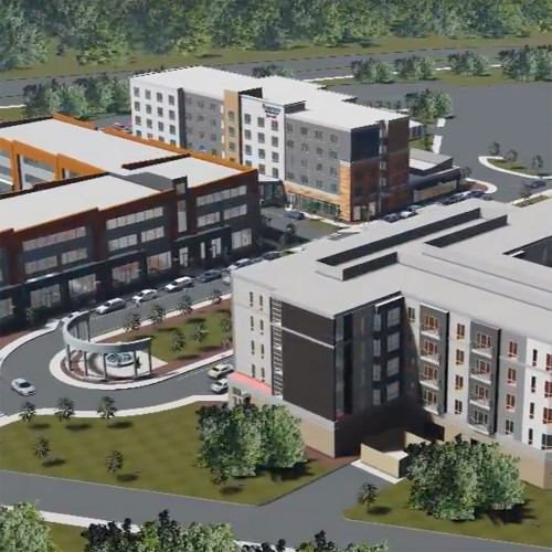 Merrimack Park Place Mixed Use VDC
