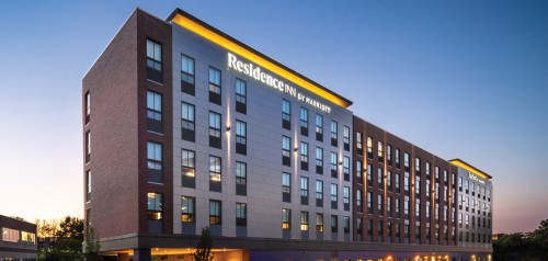 Residence Inn-Fairfield Inn
