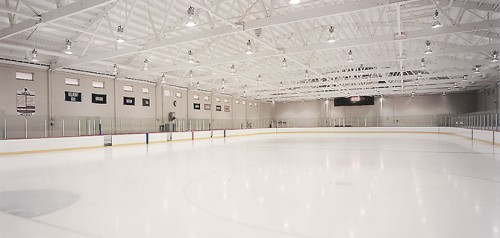 St. Paul's School - Gordon Ice Arena