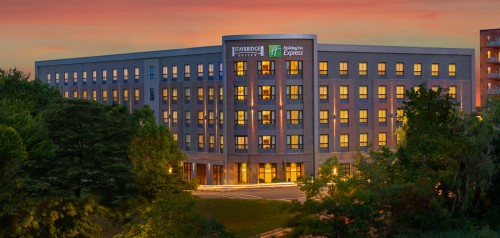 Staybridge Suites - Holiday Inn Express